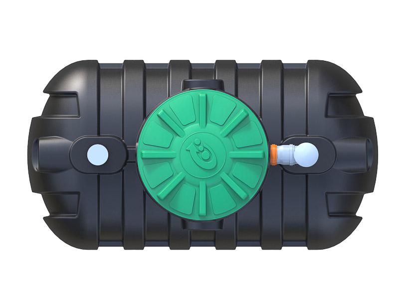 Емкость для топлива RODLEX S-DT2000 T