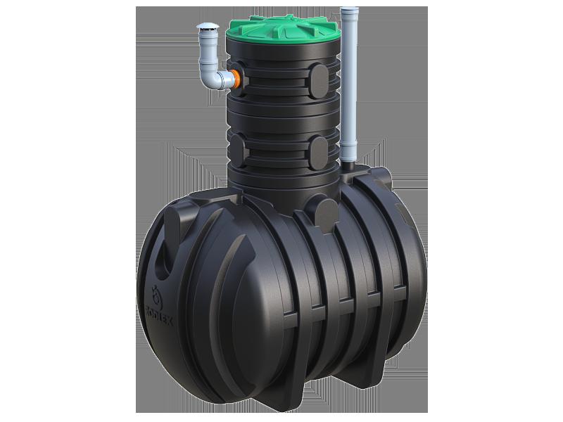Емкость для топлива S-DT3000