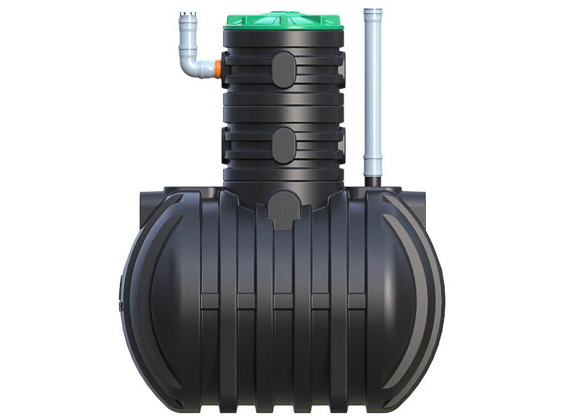 Емкость для топлива S-DT3000 R