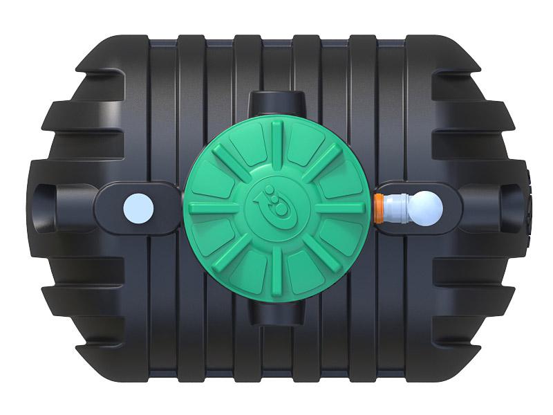 Емкость для топлива S-DT3000 T