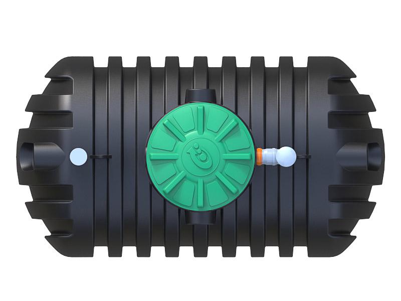 Емкость для топлива S-DT4000 T