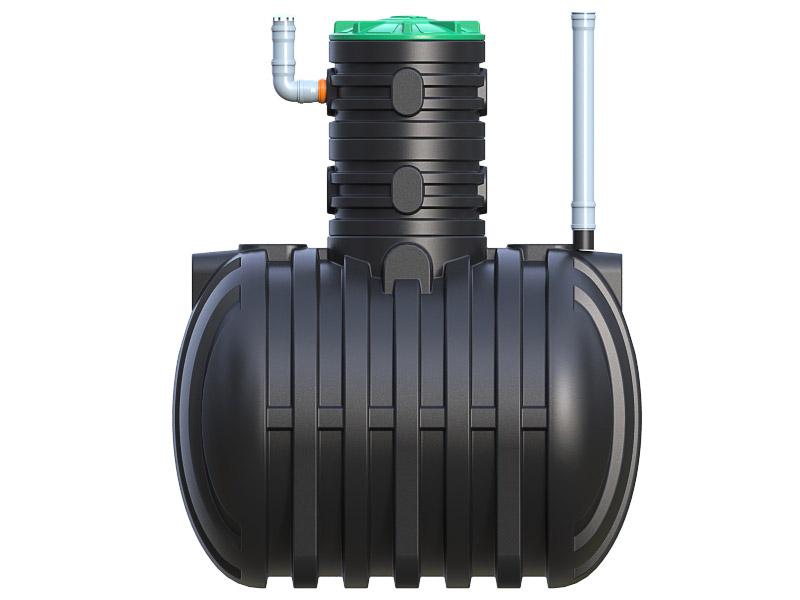 Емкость для топлива S-DT5000 R