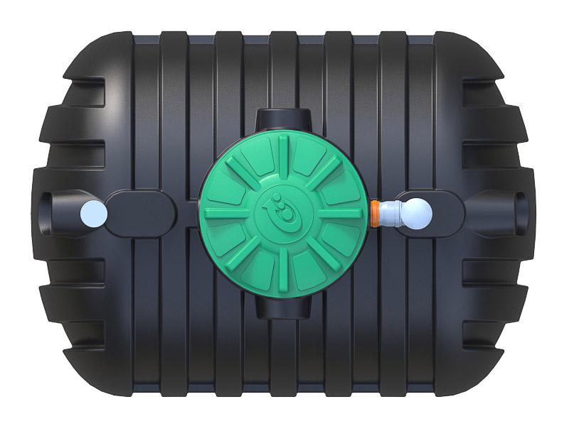 Емкость для топлива S-DT5000 T