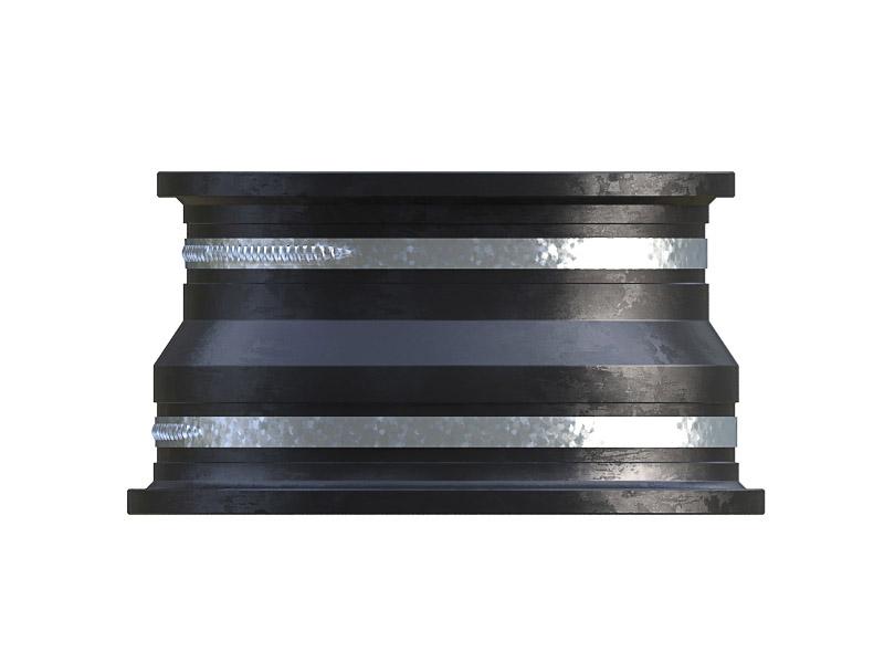 Муфта для герметизации кессона RODLEX Fast Connection 124-133 R