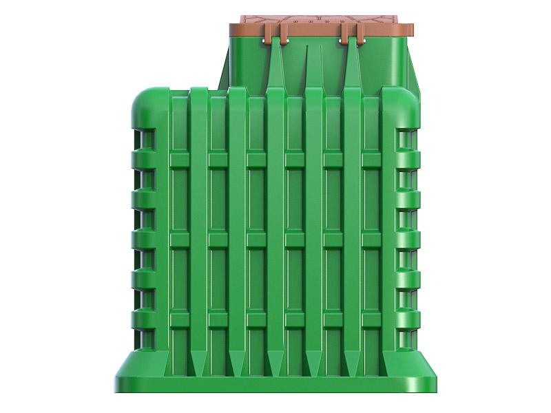 Пластиковый погреб TORTILA R