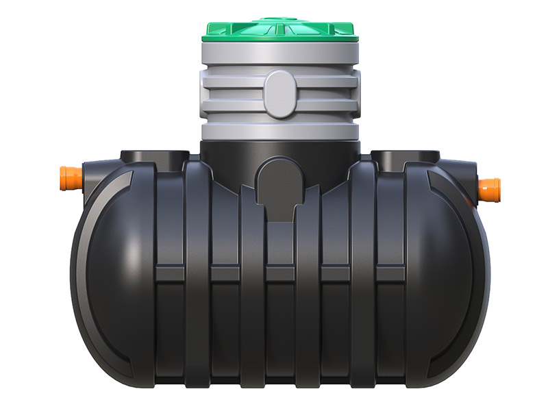 Септик двухкамерный RODLEX SO2000-2 R2