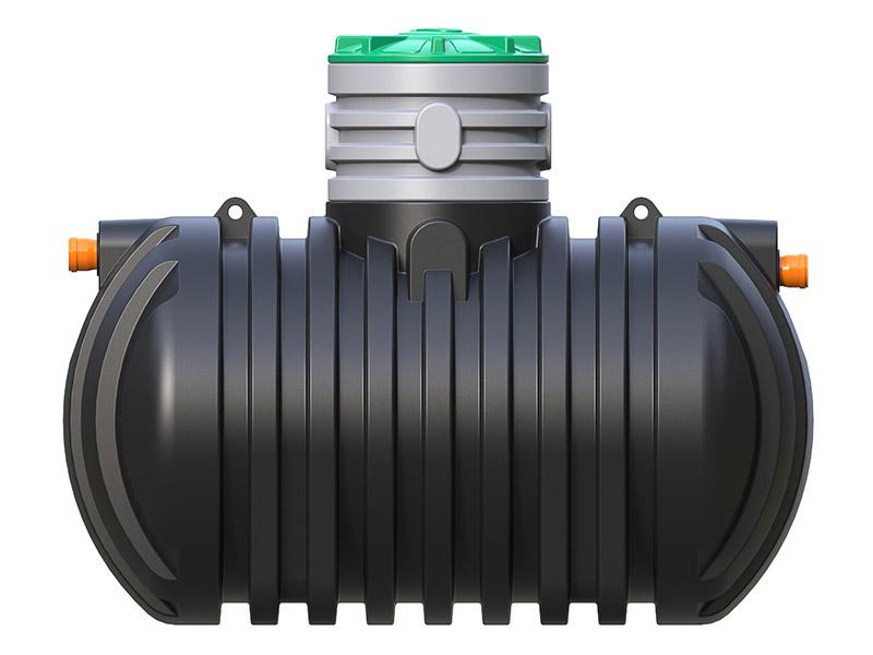 Септик двухкамерный RODLEX SO4000-2