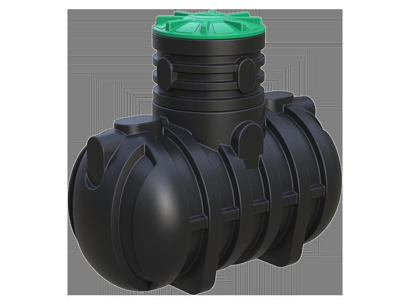 Септик накопительный для канализации RODLEX S-2000