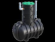 Емкость для топлива RODLEX S-DT2000